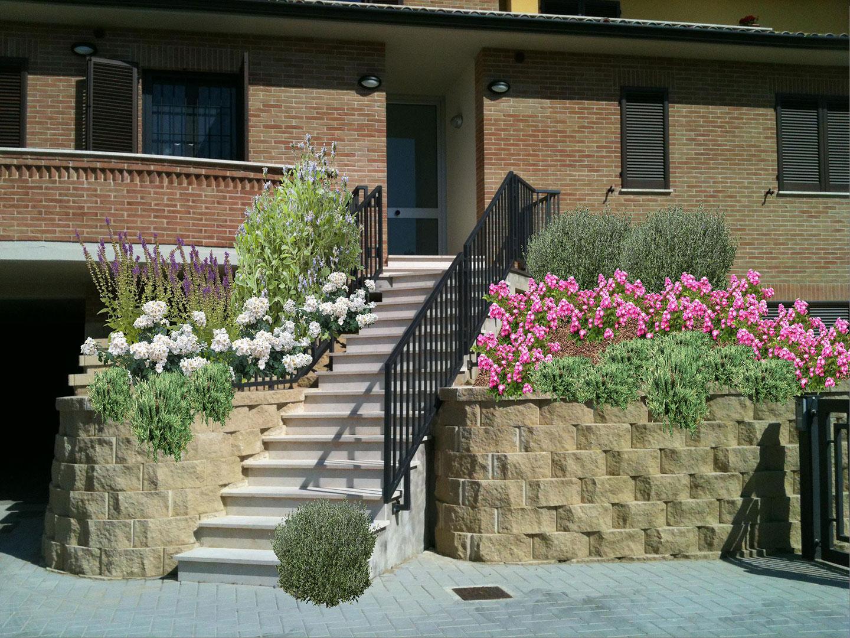 progettazione di giardini vivaio bellucci e stefanelli todi