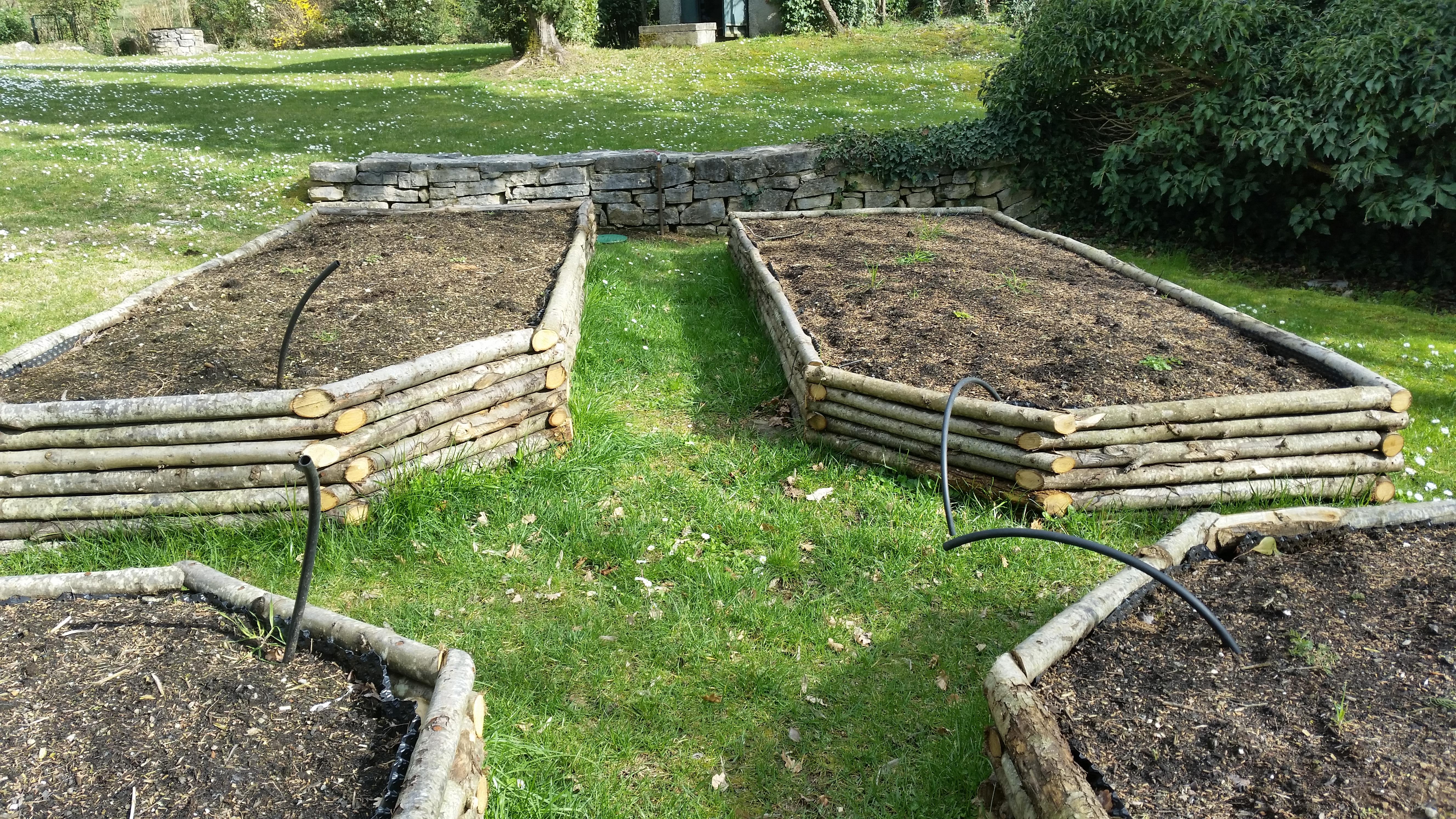 Strutture in legno vivaio bellucci e stefanelli todi for Orto giardino